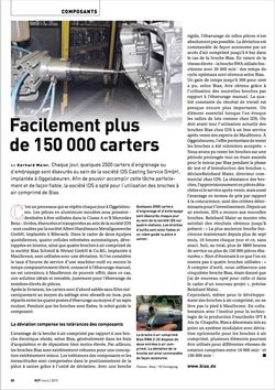 Facilement plus de 150 000 carters